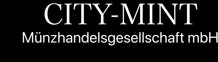 CITY-Mint München, Onlineshop und Münzhandlung in München Schwabing.