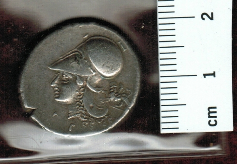Griechenland - Hellas: 'Stater' / Kopf der Athena/Löwe / Pegasus, vz, 1x i.A.