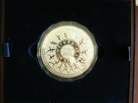 Weissrussland: 1.000 Rublou, 2006: Olympiade Sommer 2008 in Peking/Beijing (1 Kilo/925Silber in OVP)