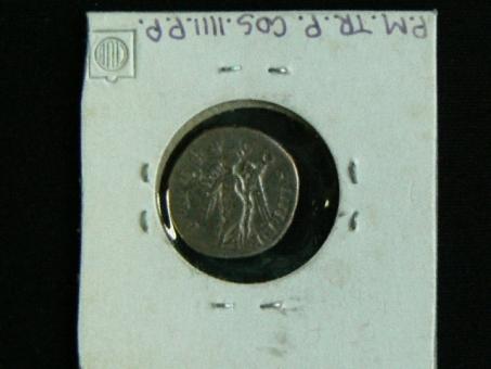 Rom: Denar, Trajan 98 - 117 n. Chr., Portrait des Kaisers