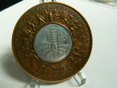Medaille Talismann Krebs ''