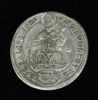 15 Kreuzer 1685, Rudberg und von Kuenberg, Silber