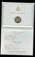Vatikan/Vatican: 2 Euro 2013, 'Sede Vacante', Wappen des Kardinal / Kämmerer Tarcisio Bertone, 1x vorhanden